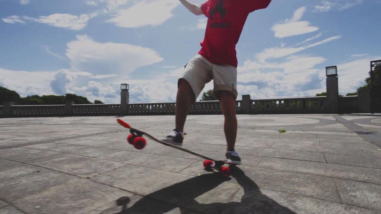 Longboarding: Oslo Session