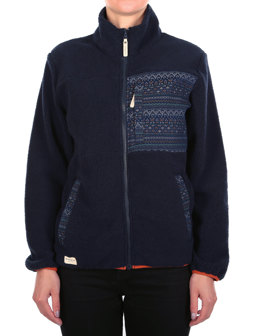 Arkta Teddy Jacket [navy]