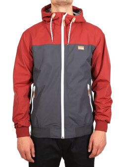 Auf Deck Jacket [anthra red]