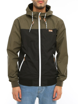 Auf Deck Jacket [black olive]