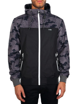 Auf Deck Jacket [camou black]