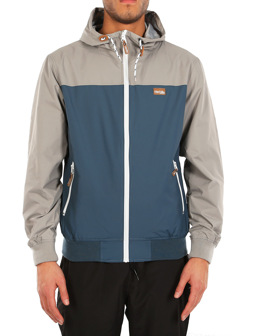 Auf Deck Jacket [greyblue]