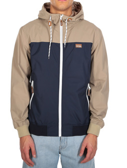 Auf Deck Jacket [navy khaki]