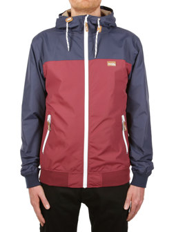 Auf Deck Jacket [navy red]