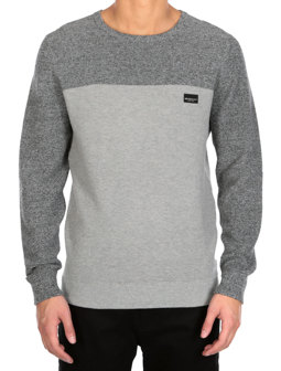 Auf Deck Stripe Knit [heather]