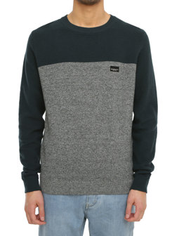 Auf Deck Stripe Knit [hunter]
