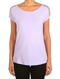 Backside Tee [lilac]