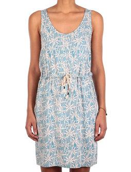 Bambul Dress [cremeblue]