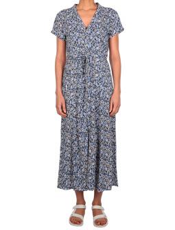 Bloomie Dress [blue]