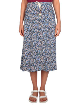 Bloomie Skirt [blue]