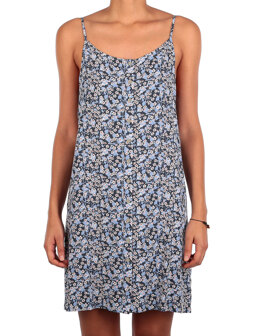 Bloomie String Dress [blue]