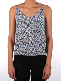 Bloomie String Top [blue]