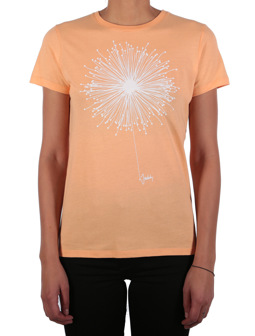 Blowball Tee [apricot]