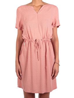 Blurred Dress [salmon]