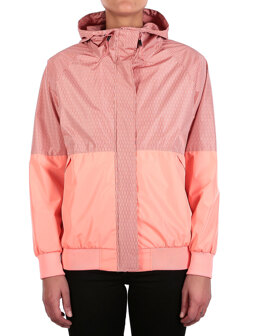 Blurred Jacket [coral]