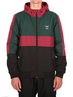 Bustin Hood Jacket [hunter red]