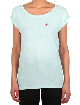 Butterflies Tee [mint]