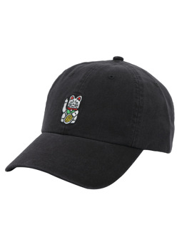 Bye Bye Dad Cap [black]
