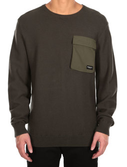 Cargonia Knit [olive]