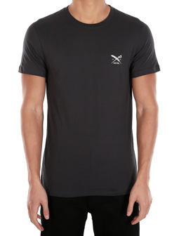 Chestflag Tee [coal]