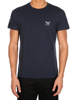 Chestflag Tee [navy]