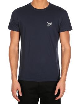Chestflag Tee [navy]