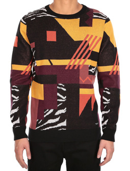 Crazy Fresh Knit [burned]