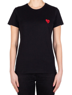 Cuddle Girl Tee [black]