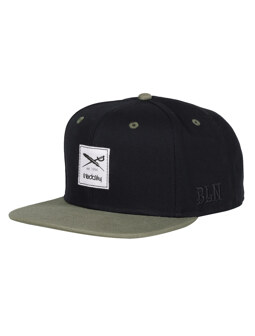 Daily Contra Snapback [black olive]