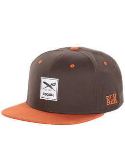Daily Contra Snapback [chocolate]