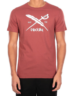 Daily Flag Tee [masala]