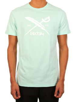 Daily Flag Tee [mint]