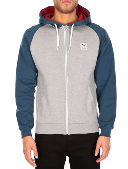 De College 2 Zip Hood [orion blue]