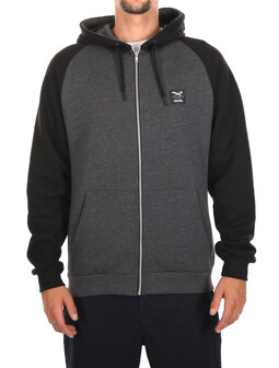 De College Zip Hood [black]