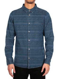 Denomad LS Shirt [vintage wash]
