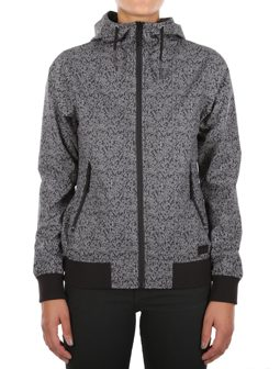 Drizzle Jacket [black]