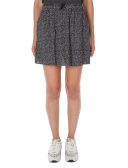 Drizzle Skirt [black]