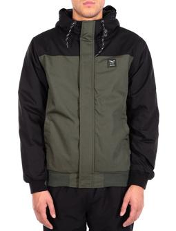 Eissegler Jacket [black olive]
