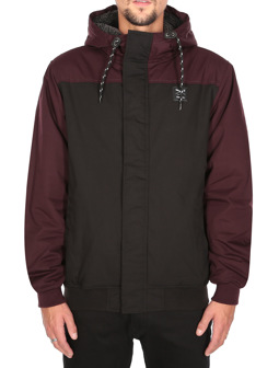 Eissegler Jacket [red wine]