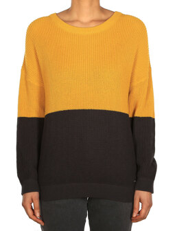 Emma Peel Knit [honey]