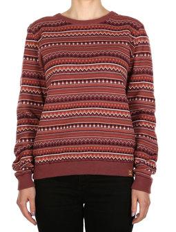 Ethno Stripe Knit [masala]