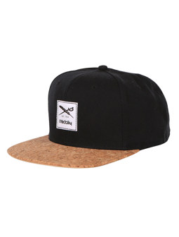 Exclusive Cork Cap [black]