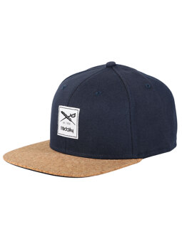 Exclusive Cork Cap [navy]
