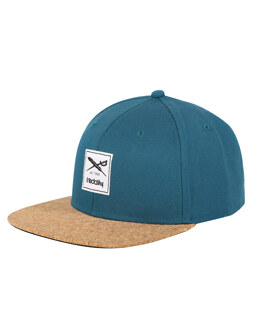 Exclusive Cork Cap [petrol]