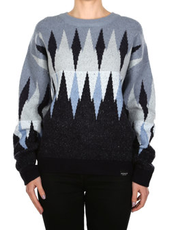 Fady Knit [navy]