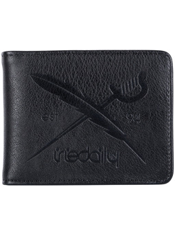 Flag 2 Punch Wallet [black]
