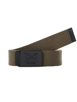 Flag Rubber Belt [olive]