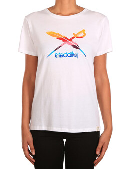 Flagcolor Tee [white]