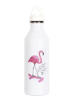 Flowmingo Bottle [white]