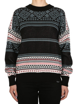 Gini Knit [black]